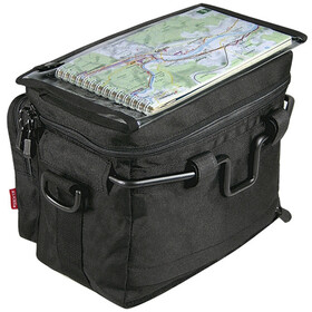 KlickFix Daypack Handlebar Bag, negro